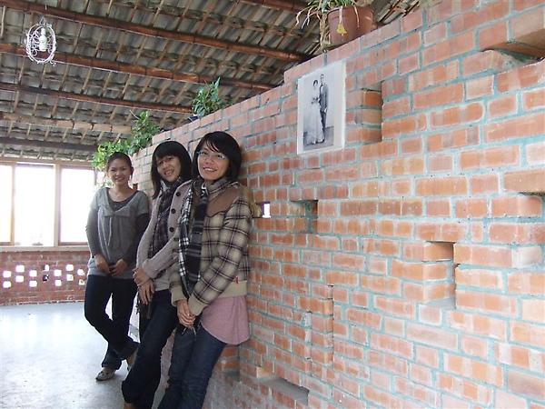 豬圈改造的懷舊小牆