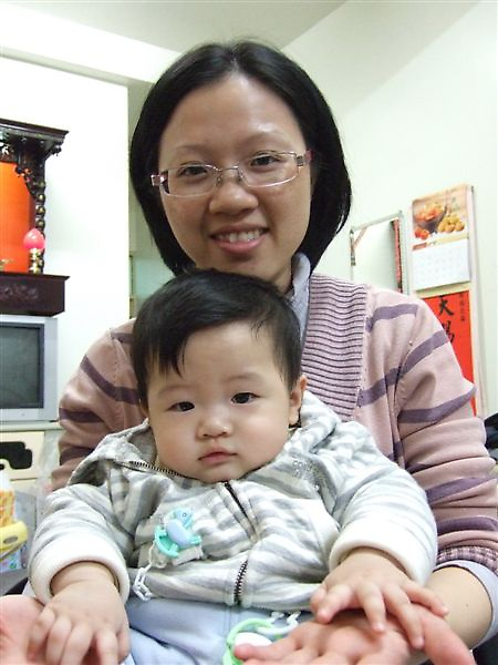 哲哲與媽咪