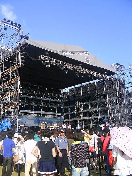 第一舞台內區