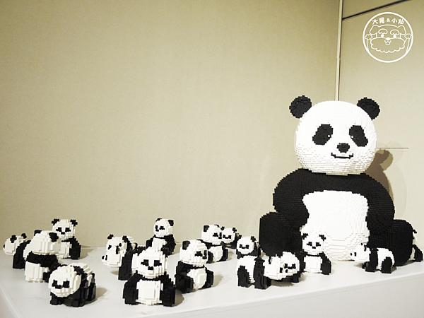 樂高panda