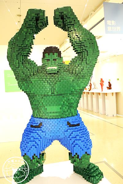樂高浩克綠巨人