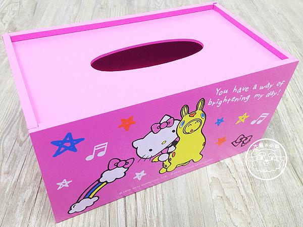 kittyxrody衛生紙盒康是美