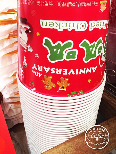 頂呱呱聖誕桶