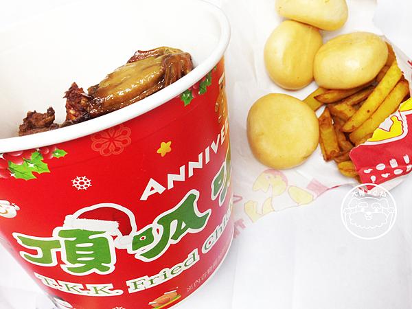 頂呱呱聖誕節餐