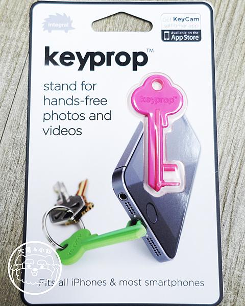 keyprop手機鑰匙支架