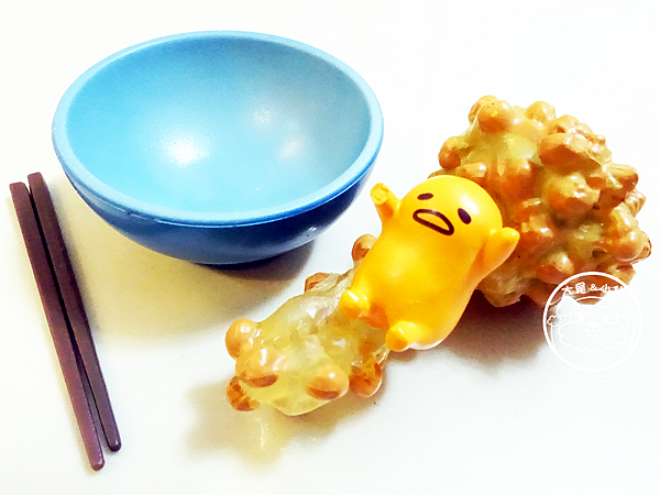 蛋黃哥食玩rement開箱04