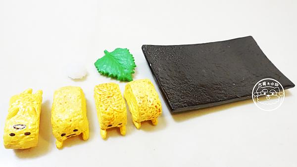 蛋黃哥食玩rement開箱03
