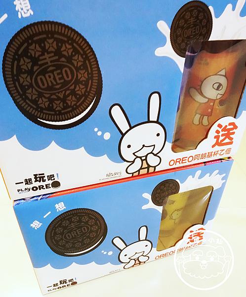 oreo餅乾阿朗基杯子