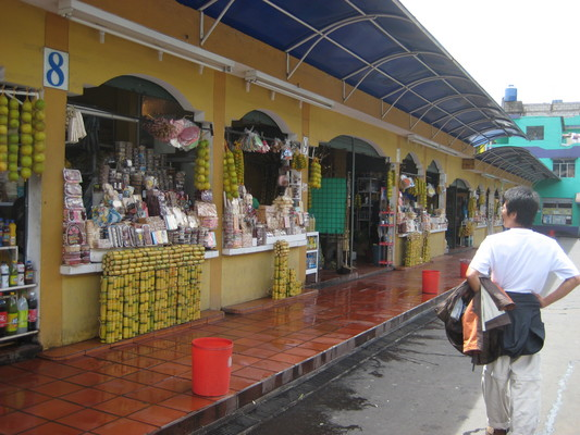 車站旁的糖果鋪(Banos)