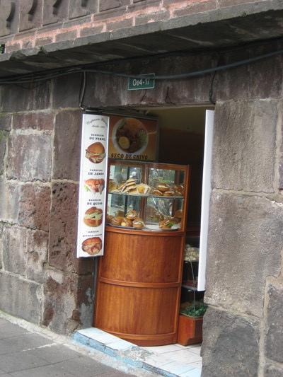 Cafeteria Fabiolita(Quito)