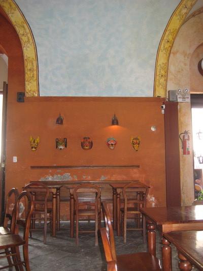 El Cafeto, Quito
