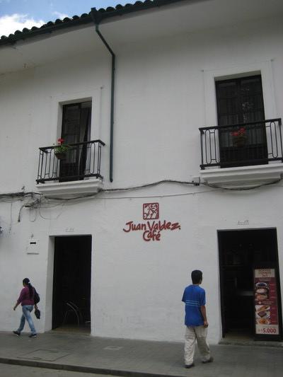 Juan Valdez Cafe (Popayan)