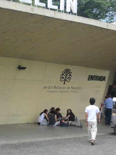 Jardín Botánico Joaquín Antonio Uribe