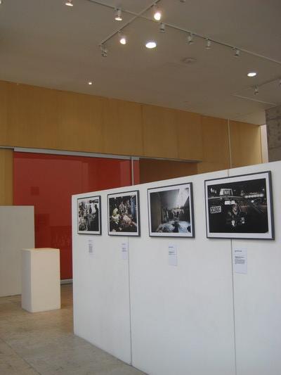 還有小型展覽場地(Biblioteca Espana)