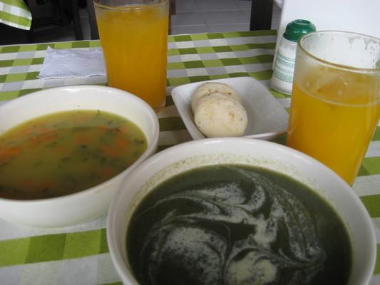 Medellin社區裡的餐館(名字忘了)