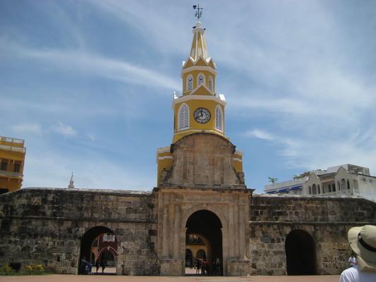 鐘樓城門是最重要的地標