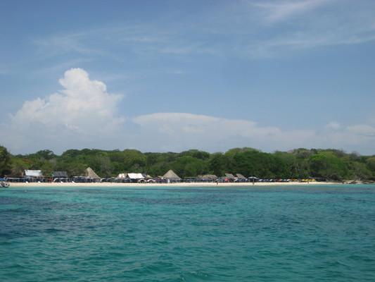白沙灘(Playa Blanca)