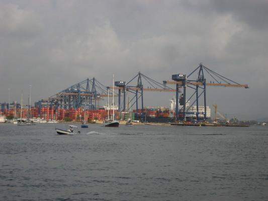Cartagena現在還是哥國重要的進出口港