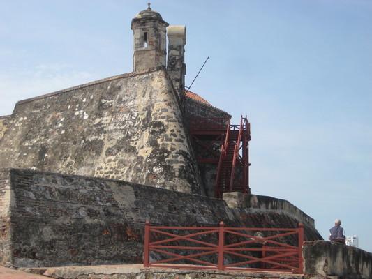 Castillo de San Felipe堡壘