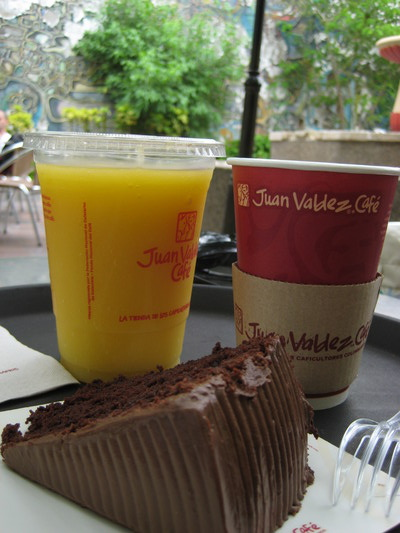 Juan Valdez Cafe, Santa Marta
