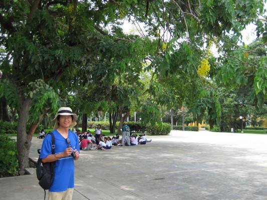 出來校外教學的小朋友們(Quinta de San Pedro Alejandrino, Santa Marta)