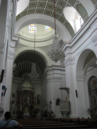 Santa Marta的Cathedral