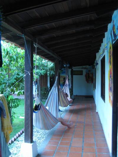 Dreamer Hostel, Santa Marta
