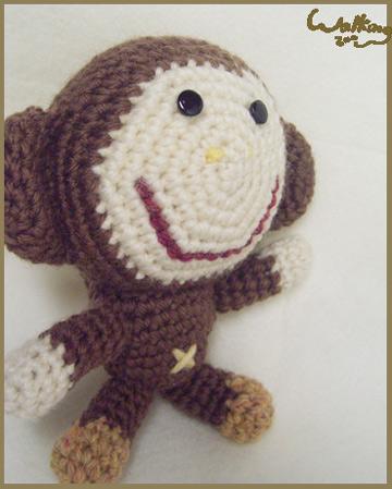 頑皮吱吱猴
