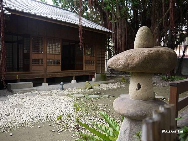 台鹽日式宿舍一隅