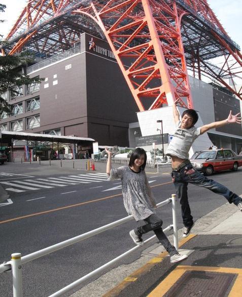 諾諾小鐵東京鐵塔.JPG