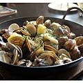 食-第二道整鍋的蛤利.JPG