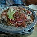 第二天_晚餐韓式傳統烤肉.JPG