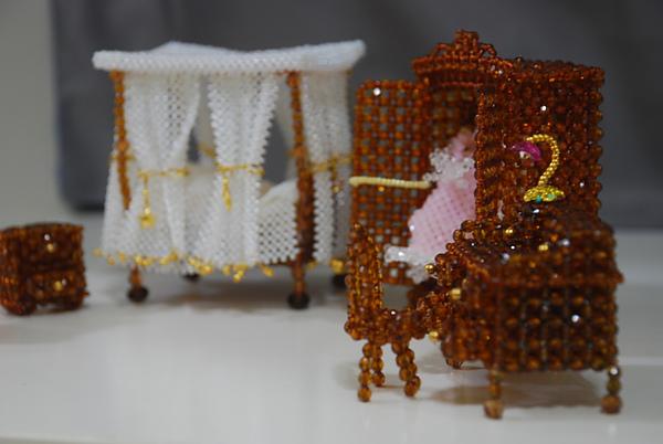 袖珍家具-公主房-1