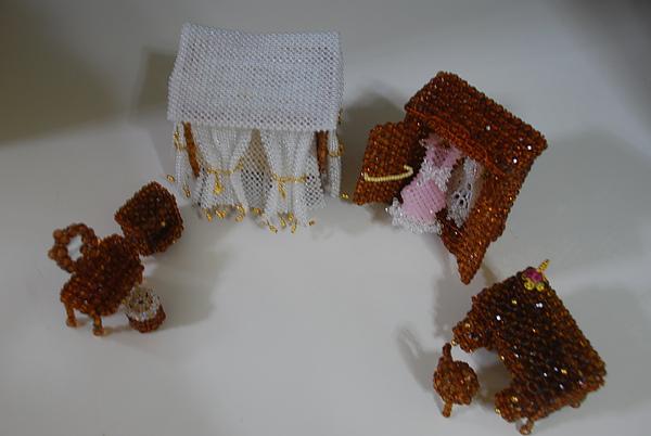 袖珍家具-公主房-3