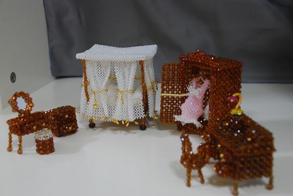 袖珍家具-公主房-2