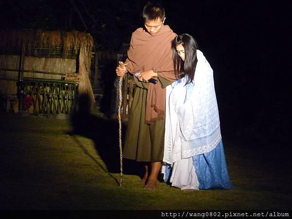 整晚找旅社的若瑟和瑪麗亞.JPG