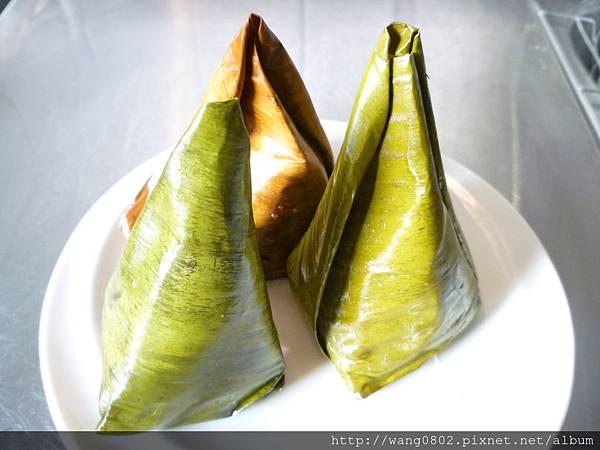 三角錐的越南粽