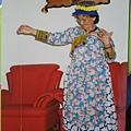 魯凱族的紡紗方式