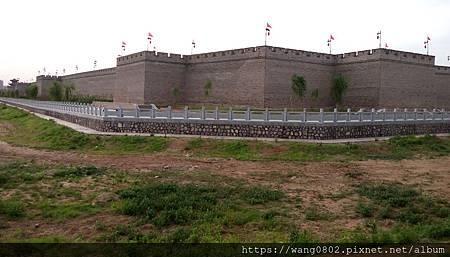 大名城的城牆.jpg