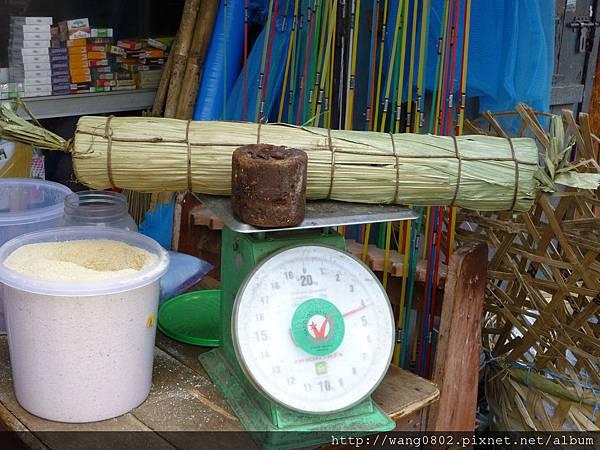 棕櫚糖的包裝及長相.JPG