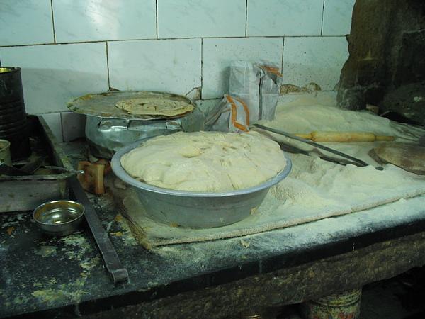 廚房待做餅的麵糰.JPG