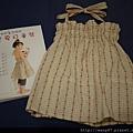 20120817-01幫媛媛做的第一件衣服