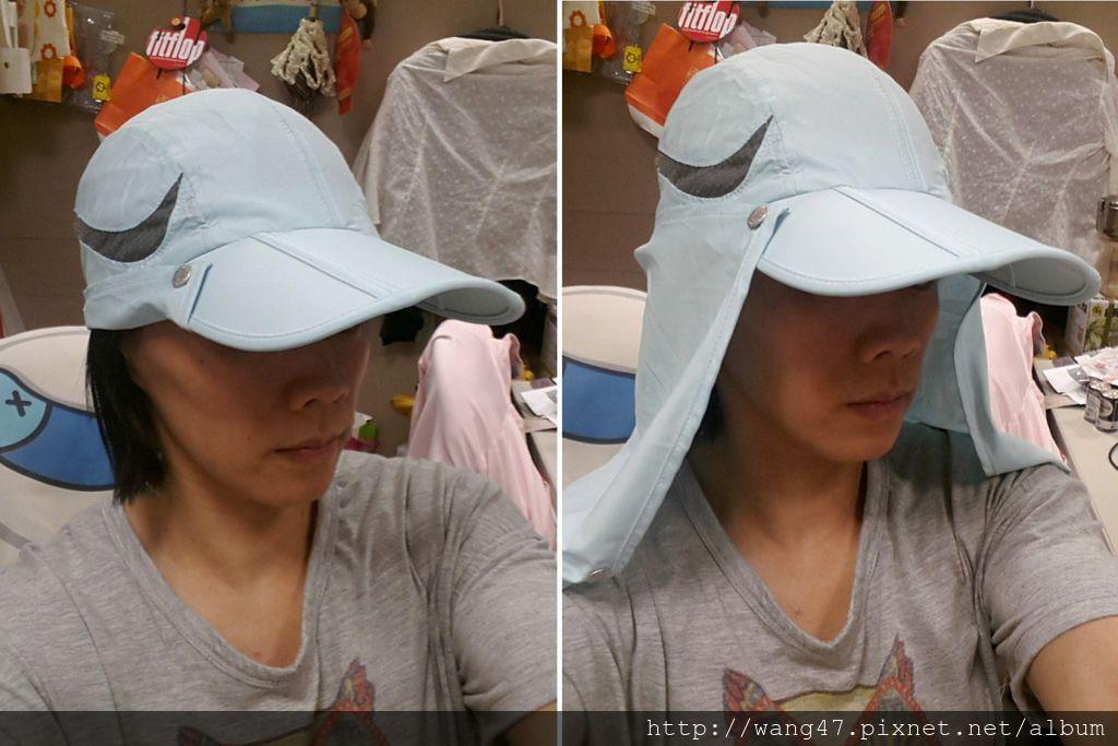 20130624_04UV100涼感摺疊護頸帽