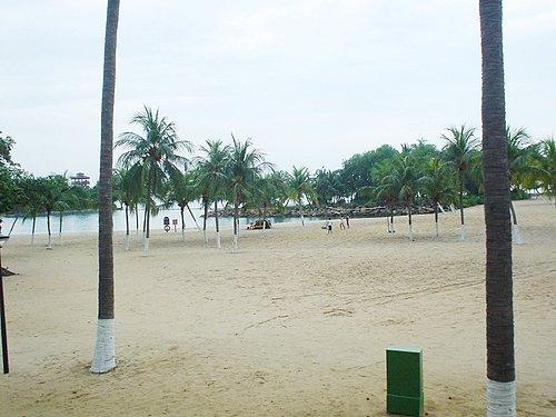 059-單軌列車上拍的沙灘