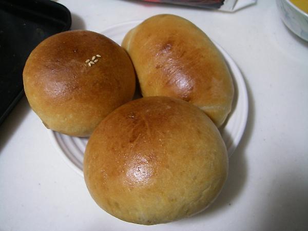 20100306-01麵包機麵包.JPG