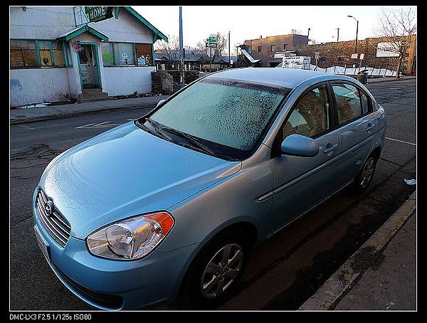 20100402-01結霜的車窗