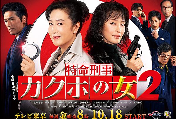 《特命刑警 確保之女2》(日劇)
