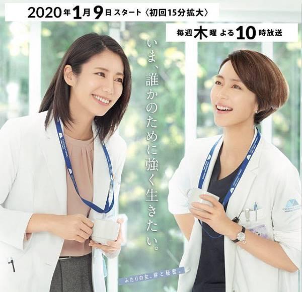 Alive~ 癌症專門醫的病歷表~(日劇)