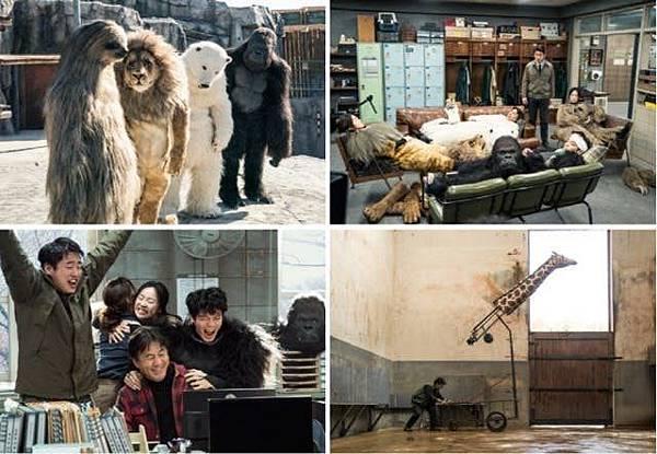 超「人」氣動物園(韓國電影)