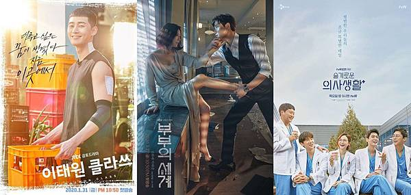 2020韓國百想藝術大賞-入圍得獎名單